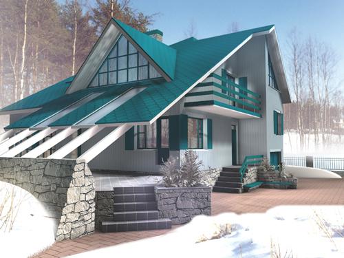 Дом ''Креатон'' Проект K-199-1K